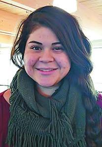 SIERRA MURPHY/THE ARKA TECH: Ibette Alcocer is a recipient of a foundation scholarship.